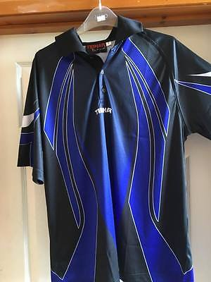 Tibhar Moon Table Tennis Shirt  size extra large