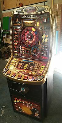 FRUIT MACHINE - INDIANA JONES - £70 JACKPOT - DELIVERY POSSIBLE - New £1 ready