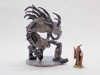 AD&D BLACKROOT TREANT 53/60 D&D Miniatures Against the Giants Wizards 41776