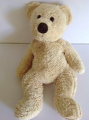 CHAD VALLEY TEDDY BEAR  SOFT HUG TOY COMFORTER Approx 16""