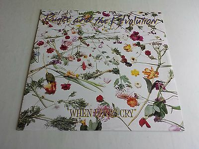 """Prince And The Revolution When Doves Cry 12"""" Single Warner 920 228-0 """"alsdorf"""""""