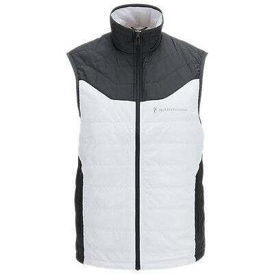 Peak Performance Levin Vest In White- New with Tags