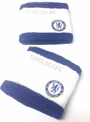 Chelsea sweatbands Wristbands Official Football Club Gifts