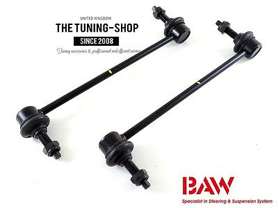 2x Suspension Stabilizer Bar Link Kit Front K80899 BAW For FORD MUSTANG 05-14