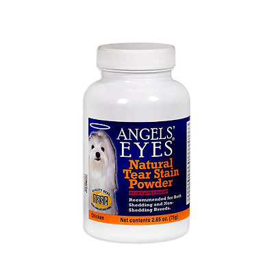 Angels Eyes Chicken Formula Tear Stain Remover for Dogs 75 g
