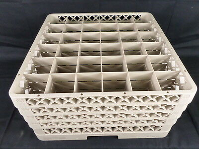 Traex TR7 Full Size 36 Compartment Rack Base With 4 TR-C Extenders