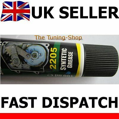 100ml Synthetic Grease Lubricant For Bearings Joints Electric Engines Ventilator
