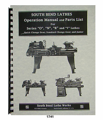 Cnc, Metalworking & Manufacturing South Bend Keep Your Lathe Clean Manual 0696