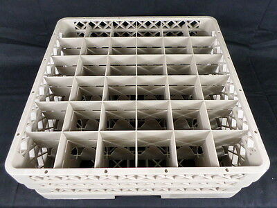 Traex TR7 Full Size 36 Compartment Rack Base With 2 TR-C Extenders