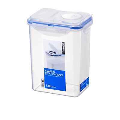 Lock & Lock Indonesia Source · NEW Lock & Lock Classic Rectangular Tall Container with Flip Pour Lid