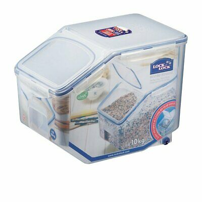NEW Lock & Lock Rice Case with Cup 12L (RRP $75)