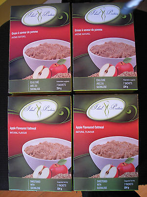 Ideal Protein Apple Flavoured Oatmeal   (4 Boxes Of 7)