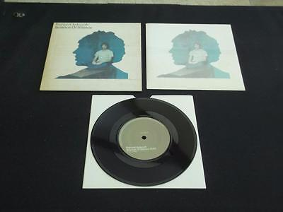 "Richard Ashcroft Science Of Silence 2003 Uk 7"" Vinyl Record Single Near Mint"