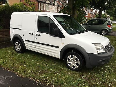 Ford Transit Connect Van T220 Swb Crew Cab 2011 11 Plated No Vat