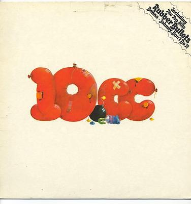 "10Cc - Same (First Album) - 12"" Vinyl Lp"