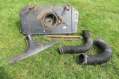 Triumph Spitfire 1500 Interior Heater with Hoses and 1 Screen Vent