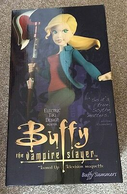 buffy the vampire slayer tooned up Buffy Summers figure