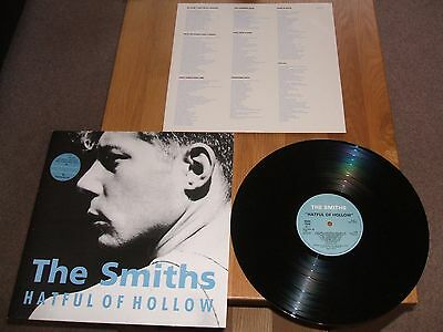 The Smiths Hatful Of Hollow Lp (Mint Condition) Morrissey