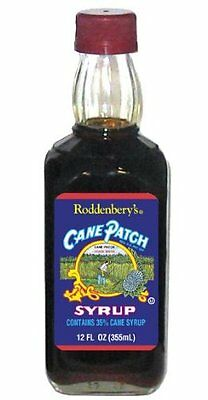 Roddenbery's Cane Patch Syrup 12 oz. Value pack of 2