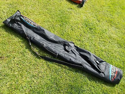 padded fishing rod bag for 7 rods
