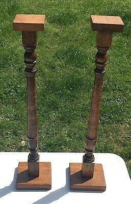 Vintage, Art Deco, Wooden Hat Stand, Millinery Shop Display.