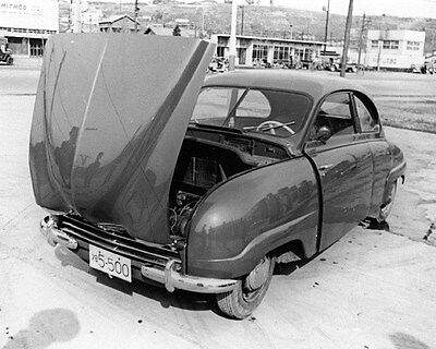1947 ? Saab 92 Photo ca6961