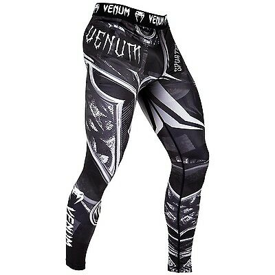 Venum Spats Gladiator 3.0 Tights MMA BJJ No-Gi Grappling Compression Bottoms Gym