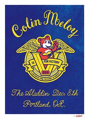 Colin Meloy at The Aladdin Poster