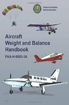 Aircraft Weight and Balance Handbook NEW BOOK Remote Control Airplane RC Control