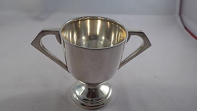 Good Quality Sterling Silver Trophy Cup Sheffield 1937