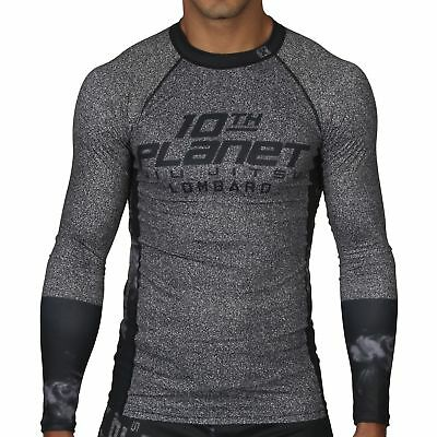 Hypnotik 10th Planet Lombard Static Energy Rashguard