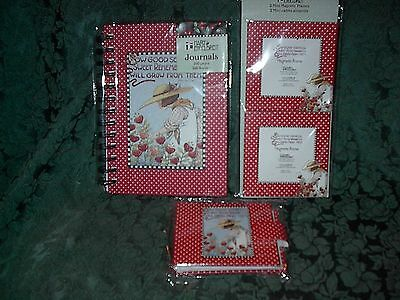 Mary Engelbreit Stationery Set-3 Items-New-Sow Good Services