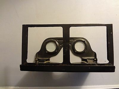 45x107MM METAL 3D STEREO VIEWER, STEREOSCOPE