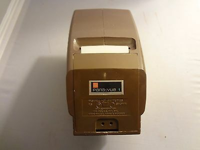 Vintage Pana-Vue 1 by View Master Lighted 2x2 Slide Viewer