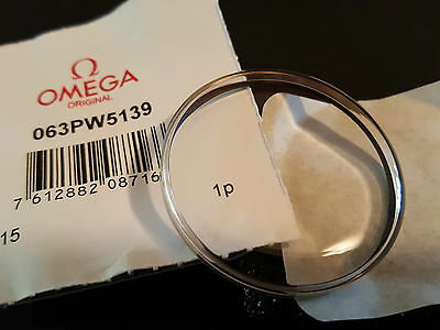 GENUINE OMEGA SPEEDMASTER CRYSTAL GLASS MOON WATCH 145.0022 145.022 145.012 etc