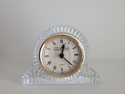 clock glass white vintage collectible home decor