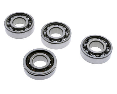 Bearings suitable for Puch Maxi (New Model) 4 pieces