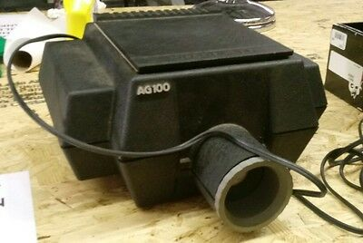Artograph AG100 Art Opaque Projector Tracing Drawing Copying - Tested / Working