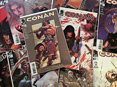 Conan Dark Horse Comics COLLECTION - OVER 150 BOOKS!!! Mint Lot