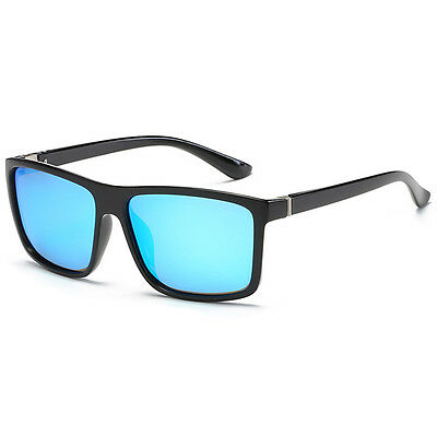 Men's Polarized Sunglasses UV400 Protection Eyewear Glasses For Driving Running