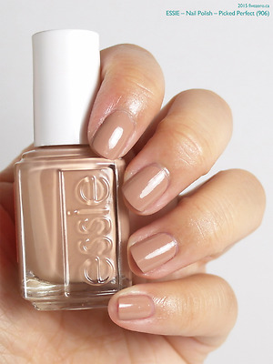 ESSIE Nail Polish ~PICKED PERFECT~ NEW ~ combined postage up to 6 bottles $8