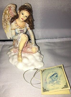 Christine Haworth Angel Whispers Angels Watch faerie poppets Limited Edition