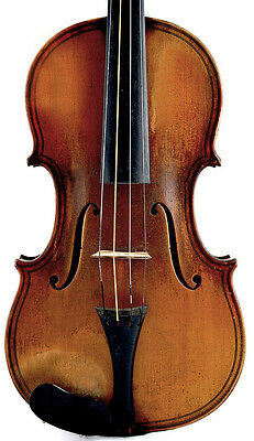 Old Maggini mod.certified  violin by Thibouville Lamy , ca 1900