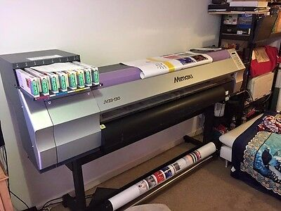 Wide Format Printer And Sign Making equipments for sale!