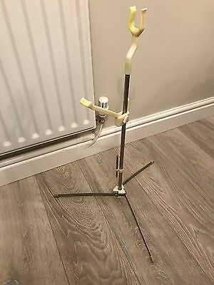 Cartel Pro Gold Recurve Archery Bow Stand - Yellow