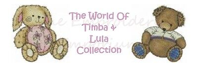 The World Of Timba & Lula Collection - Machine Embroidery Designs On Cd