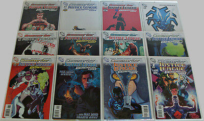 Brightest Day: Justice League Generation Lost #1-24 Giffen Winick Complete Set