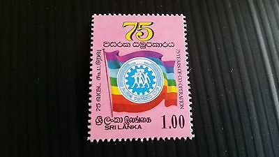 Sri Lanka 1986 Sg 949 75Th Anniv Of Co-Operative Movement Mnh