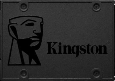 """Kingston A400 SSD 480 GB, SATA SSDNow, 2.5"""" (6.4cm) Solid State Disk"""