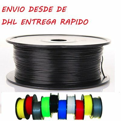 3D-Printer Filamento PLA para Repraper 1KG/Rollo/10M sample 1.75mm/3.00mm NUEVO